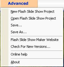 free slideshow creator for webpage from images - macromedia flash slide show
